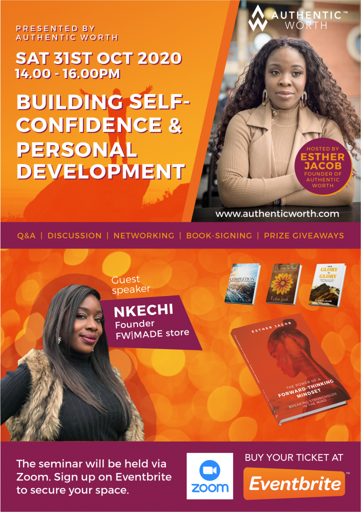 Building Self-Confidence & Personal Development